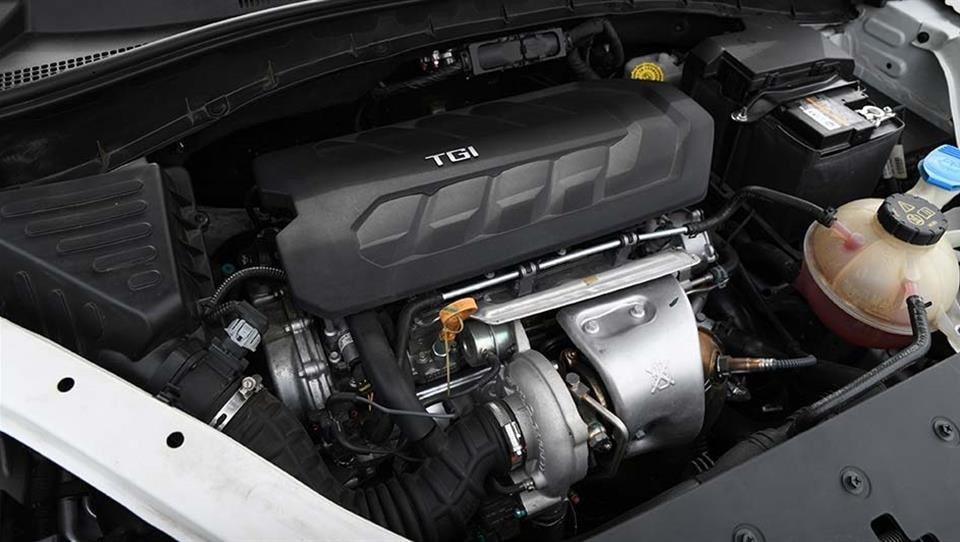 تعمیر موتور MG