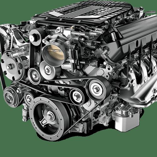 تعمیر موتور PRADO